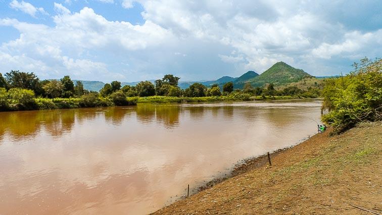 Lake in Bahir Dar
