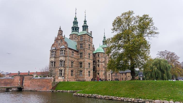 Rosenborg Castle in King's Garden