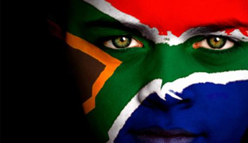 Zuid Afrika vlag