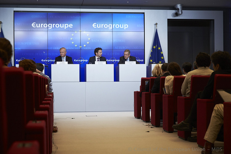 Eurogroup press conference