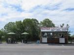 Original Seafood BBQ stand