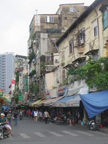 Typical HCMC Street