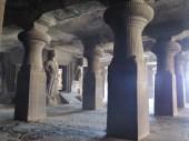 Columns inside