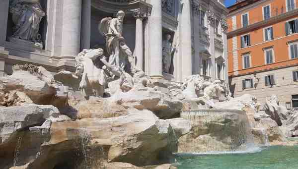 Fontana di Treve