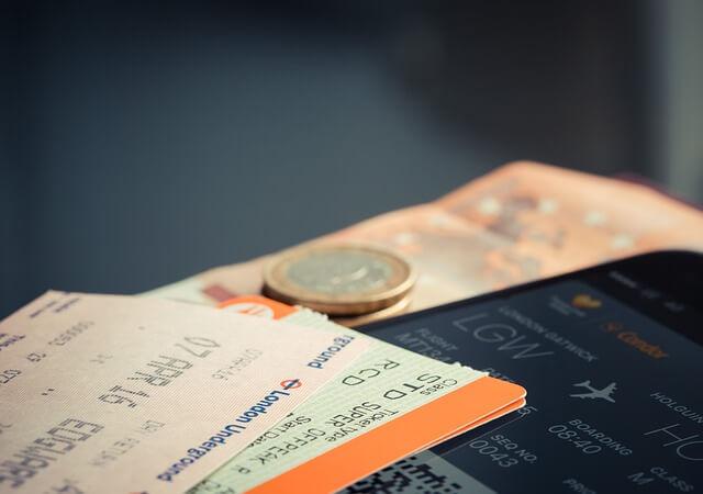 save money to travel, saving tips
