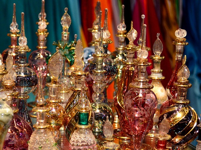 perfumes, souk