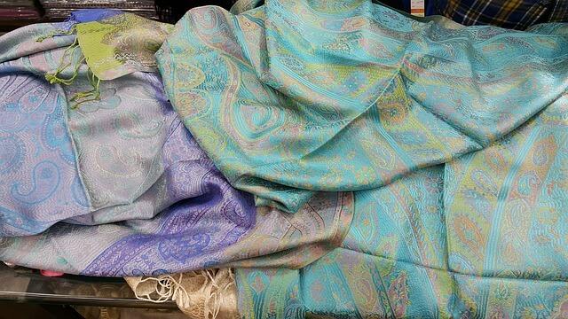 scarves, cashmere