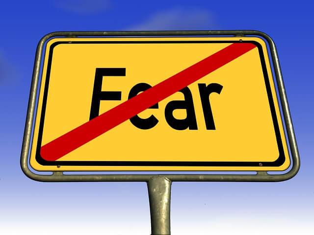 fear, doubts