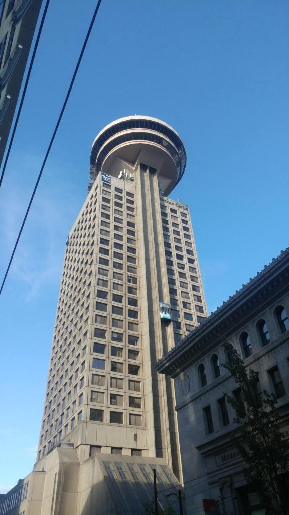 tower, Vancouver, Canada