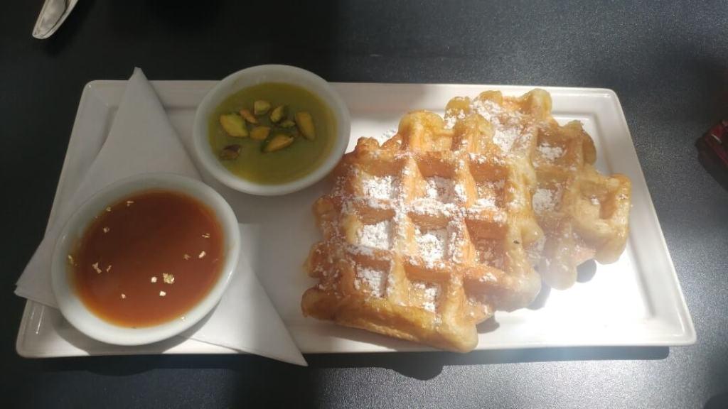 Waffles, Brunch, Chamber