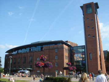 The front of the RSC.