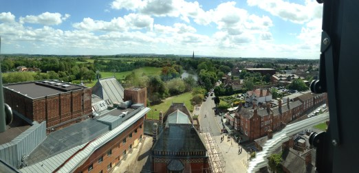 RSC Tower views.