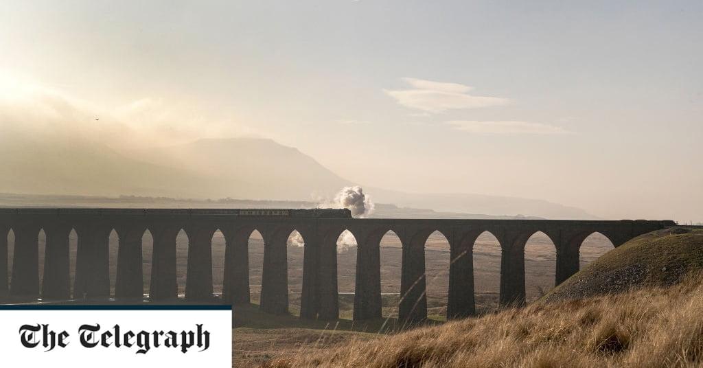 Full steam ahead as Britain's heritage trains emerge from their hibernation