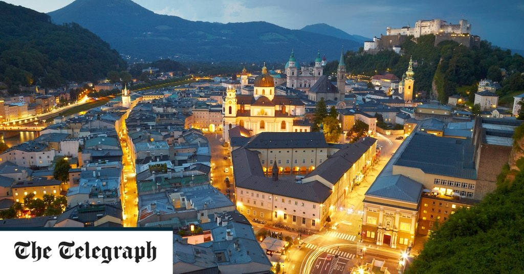 Where to drink in Salzburg, from beer gardens to rooftop bars