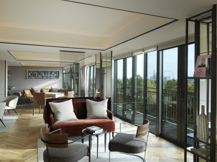 The Athenaeum Hotel and Residences Create a Safe and Luxurious Home Away from Home in London