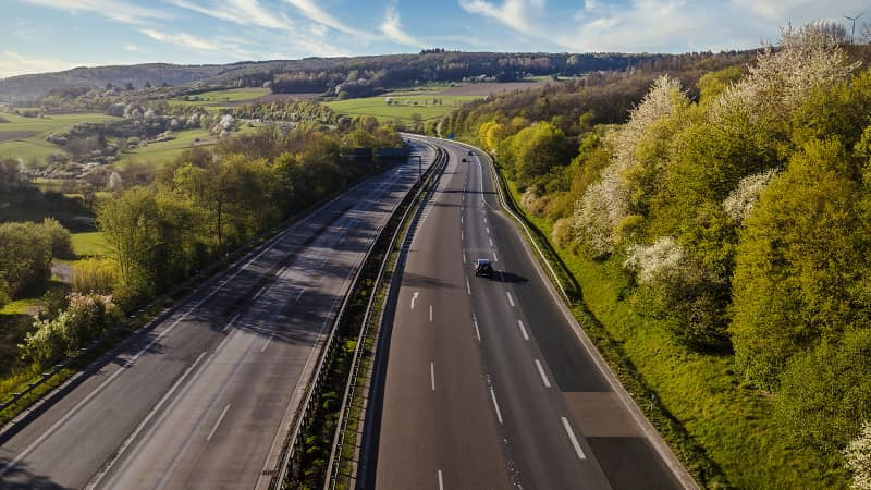 Today, the Autobahn symbolizes freedom for many, even far away from Germany.