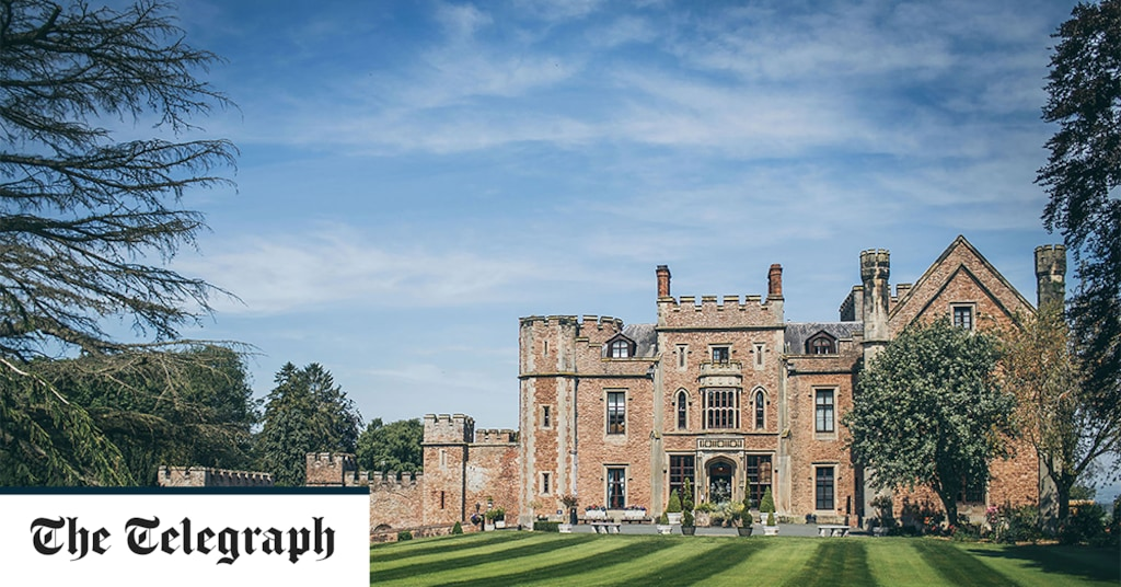 The best castle hotels in England, including private access and free tours