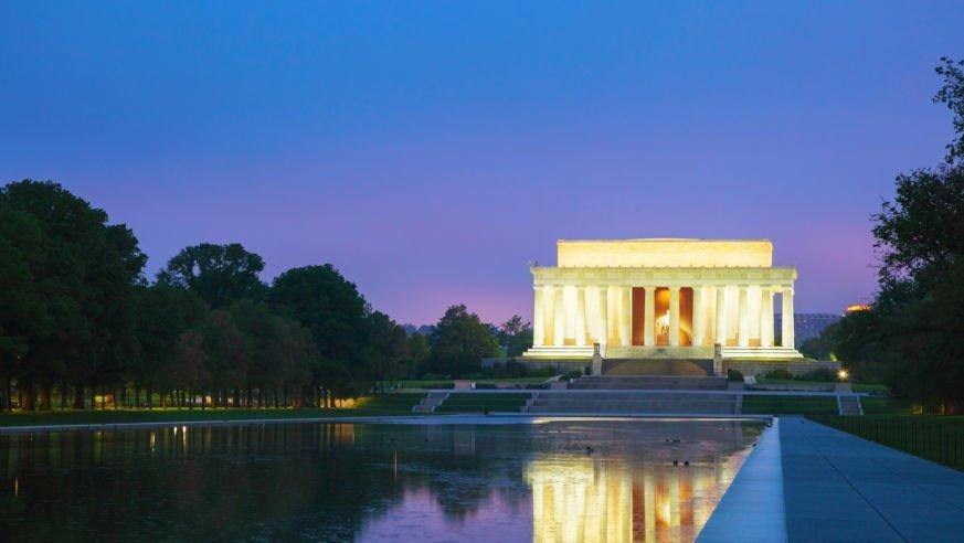 Abraham Lincoln Memorial, Washington, DC