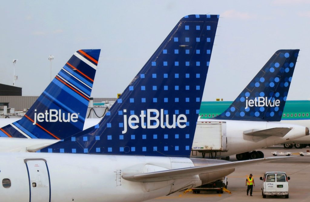 JetBlue wants travelers to book hotels, vacation homes and theme park tickets with the airline