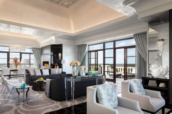 Over-The-Top Hotel Suites Going for $15k+ Per Night