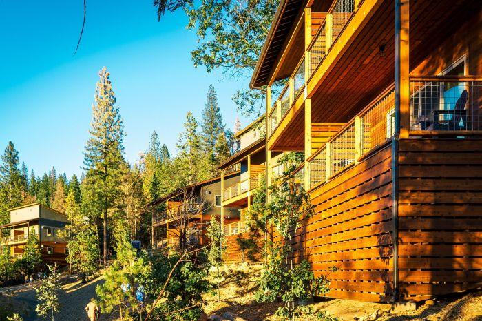 Yosemite's Rush Creek Lodge is the Perfect Spa Getaway
