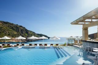 Daios Cove hotel, Agios Nikolaos, Crete, Greece
