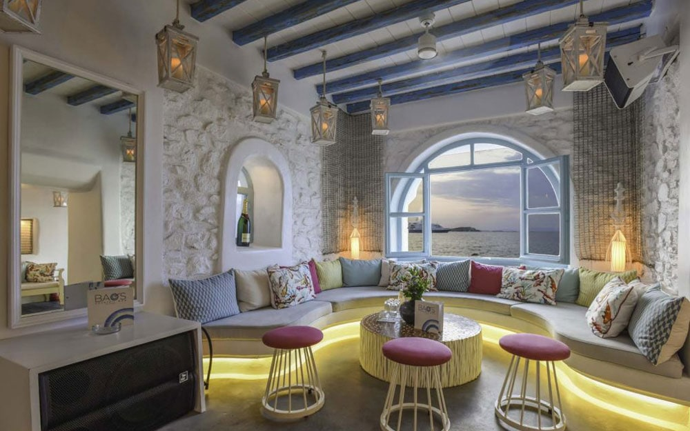 BAO's, Mykonos