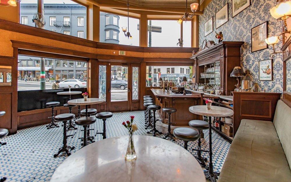 Comstock Saloon, San Francisco