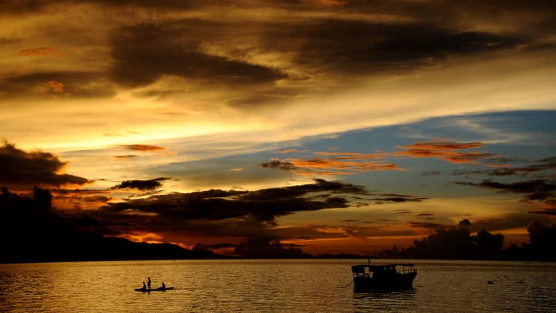Sunset seekers headed for Flores will be in for a treat.