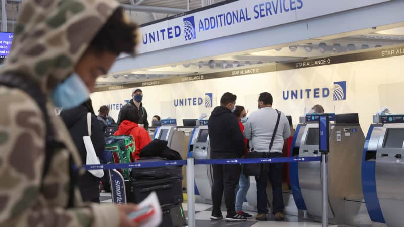 Many Americans are ready to travel, with pandemic-era record numbers of passengers this month at US airports.