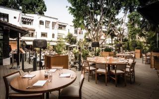 Puente Romano Beach Resort & Spa hotel, Marbella, Spain