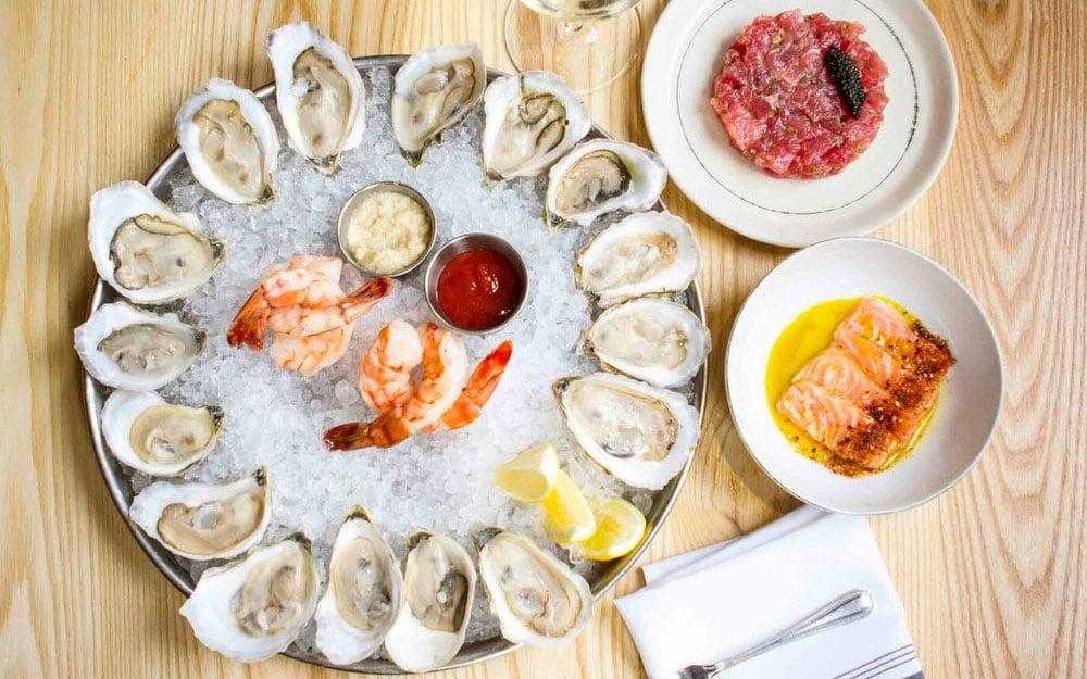 Select Oyster Bar, Boston