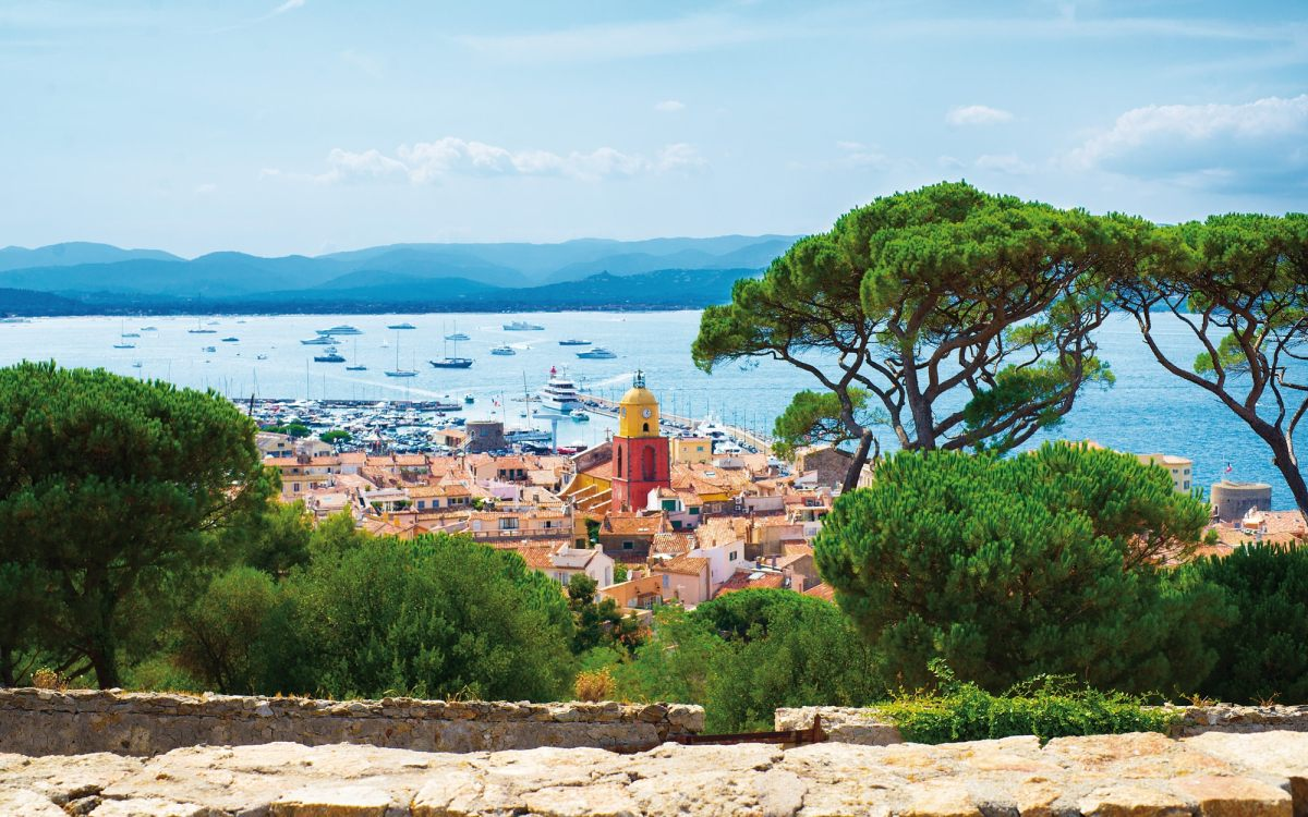 The Citadel, St Tropez