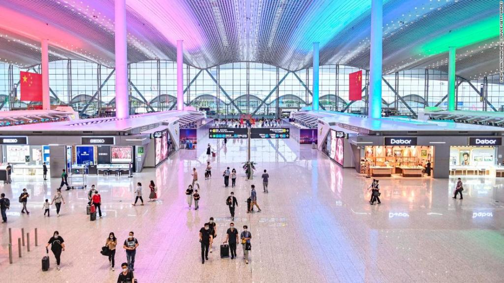 There's a new world's busiest airport