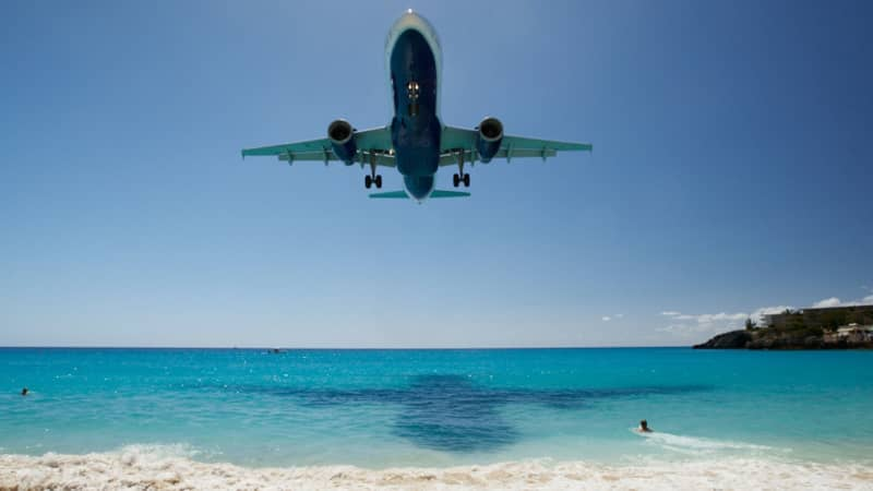 Private charter company PrivateFly unveils a luxury itinery taking in some of the Caribbean's most scenic runways