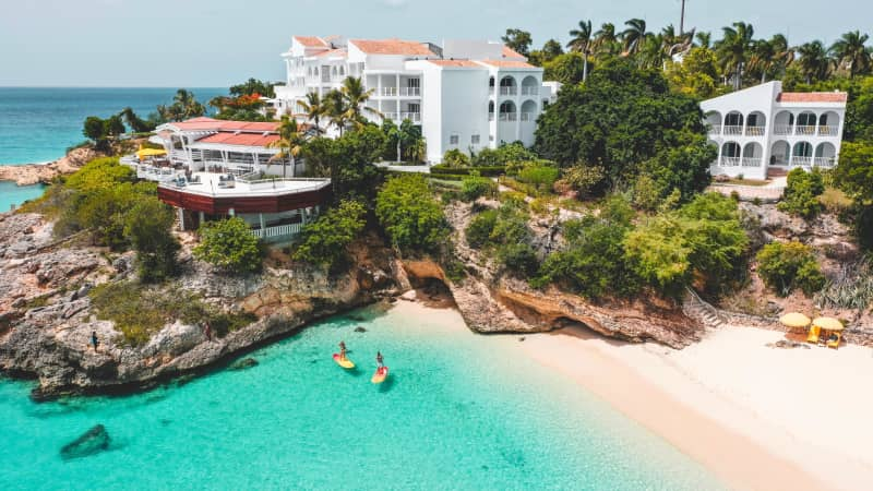 Before you enjoy places such as Malliouhana Resort on Anguilla, you must apply for access to the island.
