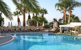 Mediterranean Beach Hotel, Limassol, Cyprus