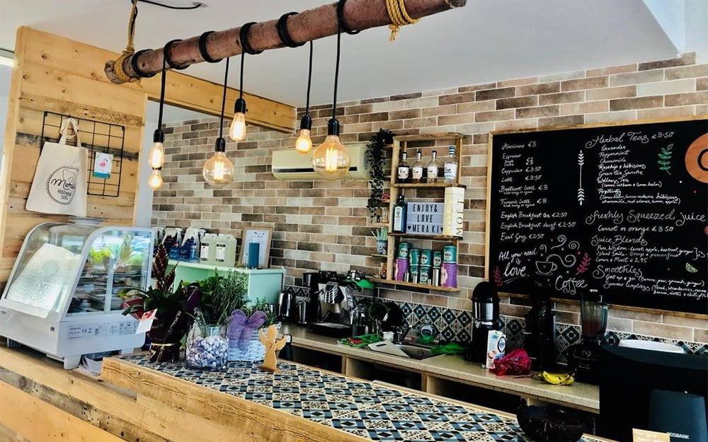 Meraki Market Café, Cyprus