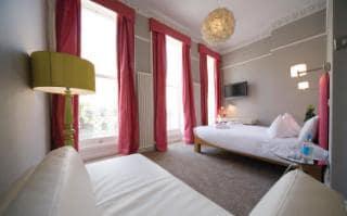 The Oriental hotel, Brighton, England