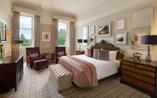 Waldorf Astoria Edinburgh - The Caledonian, Edinburgh, England