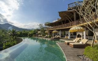 Wapa di Ume Sidemen, Bali, Indonesia
