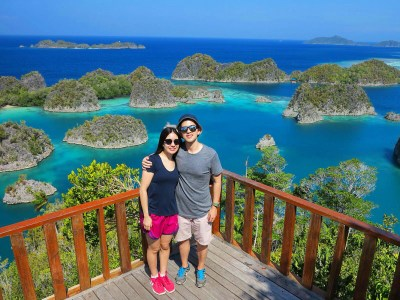 Raja Ampat Archipelago in West Papua 5 Best Honeymoon Destinations 2020