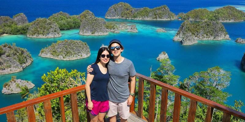 Raja Ampat Archipelago in West Papua 5 Best Honeymoon Destinations 2020