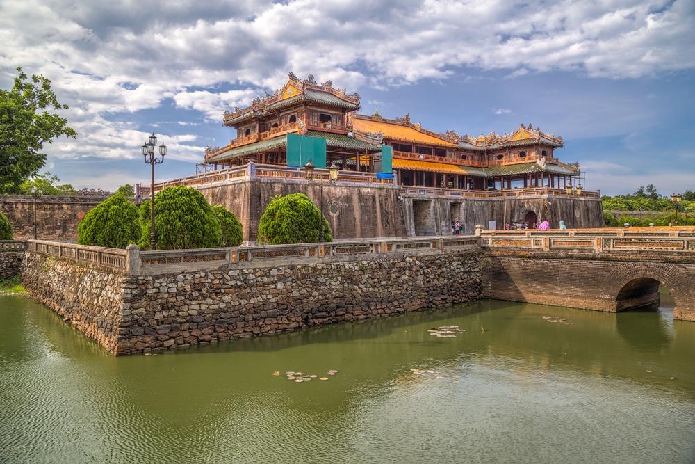 Hue Temple, Vietnam