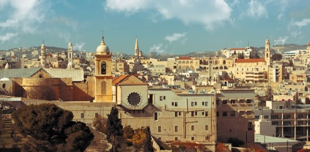 Bethlehem, Travel Experiences in Israel and Palestine