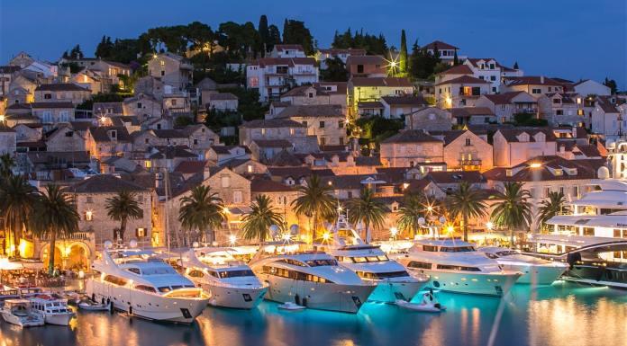 Hvar town, Croatia