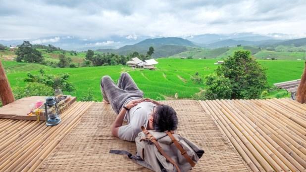 Laos solo travel destination