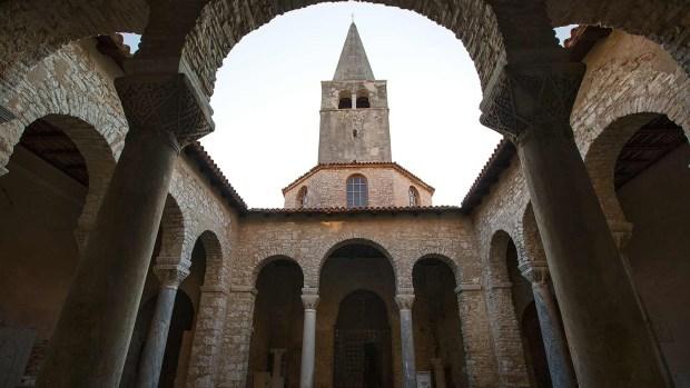 Euphrasian Basilica: Best in Travel Porec Croatia