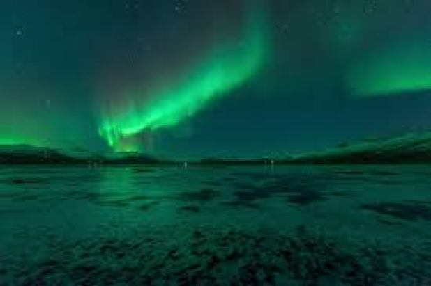 Best places to see Northern lights in Canada Baffin Island