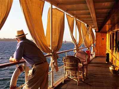 Original Travel's Ply the Nile River and Red Sea Cruise